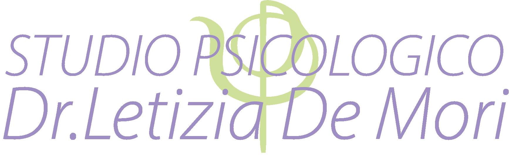 Studio Psicologico Dr. Letizia De Mori